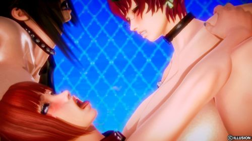 Honey Select stuff. - part 20