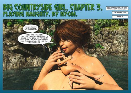 Nyom - Big Countryside Girl 3 - part 2
