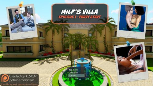 Mom Son Icstor – Milf's Villa – Denise